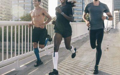 Mejora la salud de tus piernas con medias de compresión deportivas